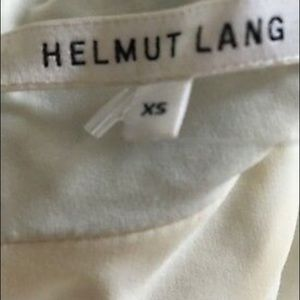 Helmut Lang Dresses - Helmut Lang silver disco dress NWT size med and XS